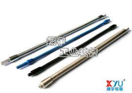 金属定型管,定型金属管,银白色金属软管