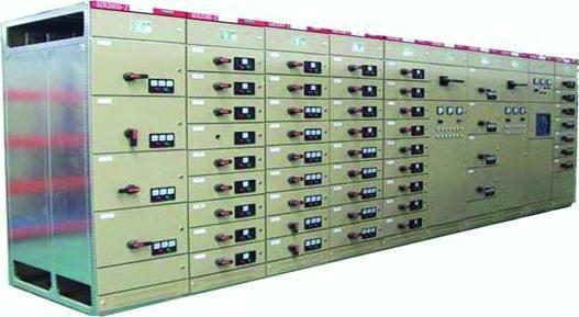 GCK型低压成套开关设备适用于煤炭、冶金、石油、化工、电工机械、轻纺等低压供电系统