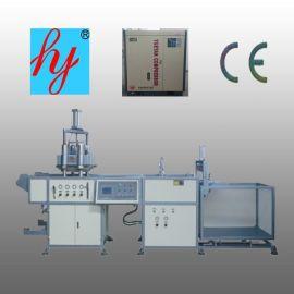 瑞安半自动HY-510580B成型机, 专业生产各类塑料杯盖