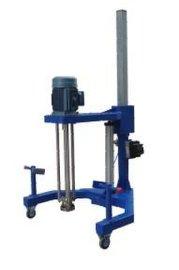 气动升降高剪切乳化机  可移动式乳化机