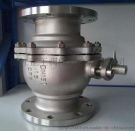 浙江手动球阀 Q41F-25P DN65 专业不锈钢浮动球阀