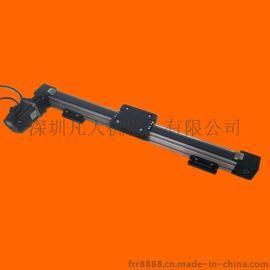 定制直线滚轮轴承法兰直线运动轴承直线光轴配套直线滑块