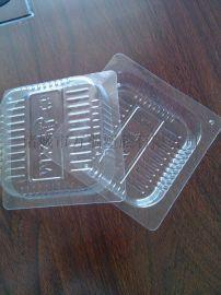 能封口的MK鸭货包装塑料盒/鸭货盒