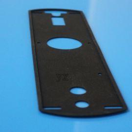 LED硅胶密封垫片、户外灯密封硅胶垫、过盐雾测试的硅胶垫、耐高低温的硅胶垫片、深圳硅胶制品厂家宇欣制品