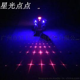 改装灯 激光改装灯 摩托车汽车货车时尚潮流灯 8-36V通用款 防追尾 示灯 激光雾灯
