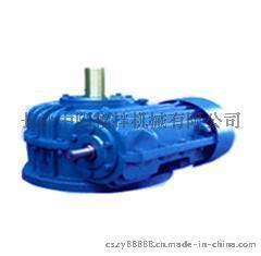 化工WHC圆弧齿圆柱蜗杆减速器