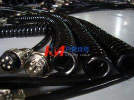 开美线缆-雨刮器螺旋电缆弹簧电线