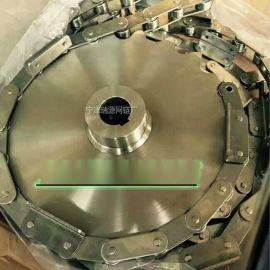 山东瑞源加工不锈钢链轮 各种规格链轮 非标链轮