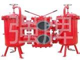 过滤器、滤芯、滤油机生产厂家 宏强SDRLF大流量双筒回油过滤器