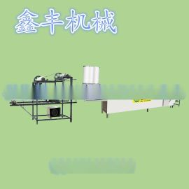 鑫丰全自动不锈钢干豆腐机供应辽宁 小型豆腐皮机多少钱