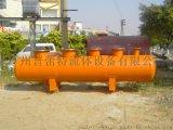 PLT-MBR-8污水处理设备 集分水器 中水回用设备