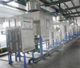 粉体物料专用低温、快速微波灭菌设备--粉料铺设厚度均匀可调节