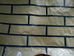 仿砖模具胶带 仿砖真石漆胶带(约0.3平方/盘)