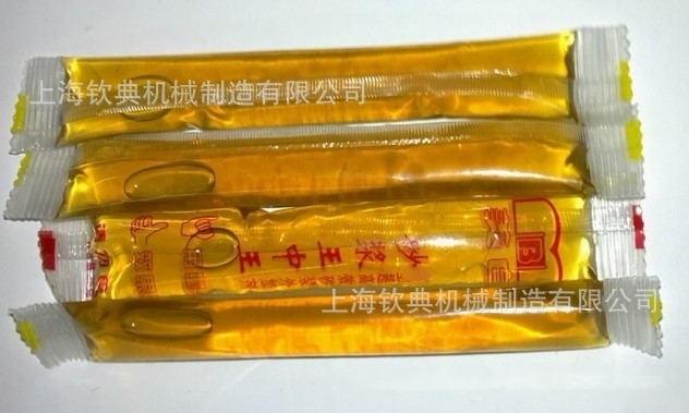供应鹅肝酱、方便面酱包包装机、巧克力酱包装机(保修一年)
