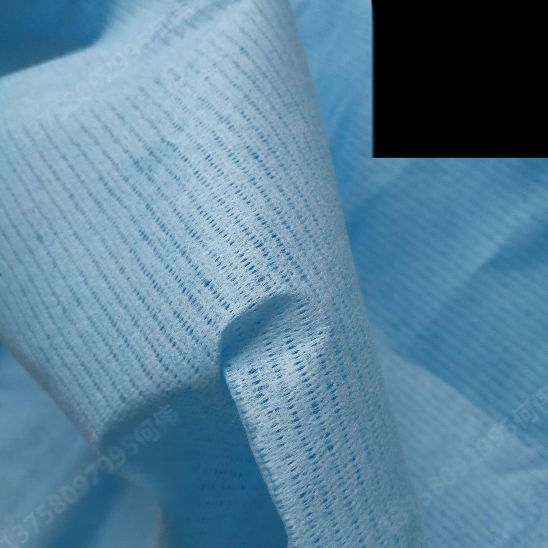 高强复合涤纶水刺布
