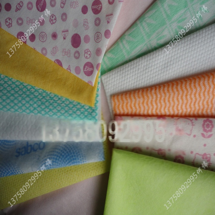 水刺布卷材竹纖維水刺布