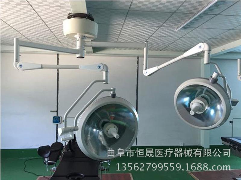 led无影灯 医用手术灯   手术室无影灯 吊式立式冷光源 子母头