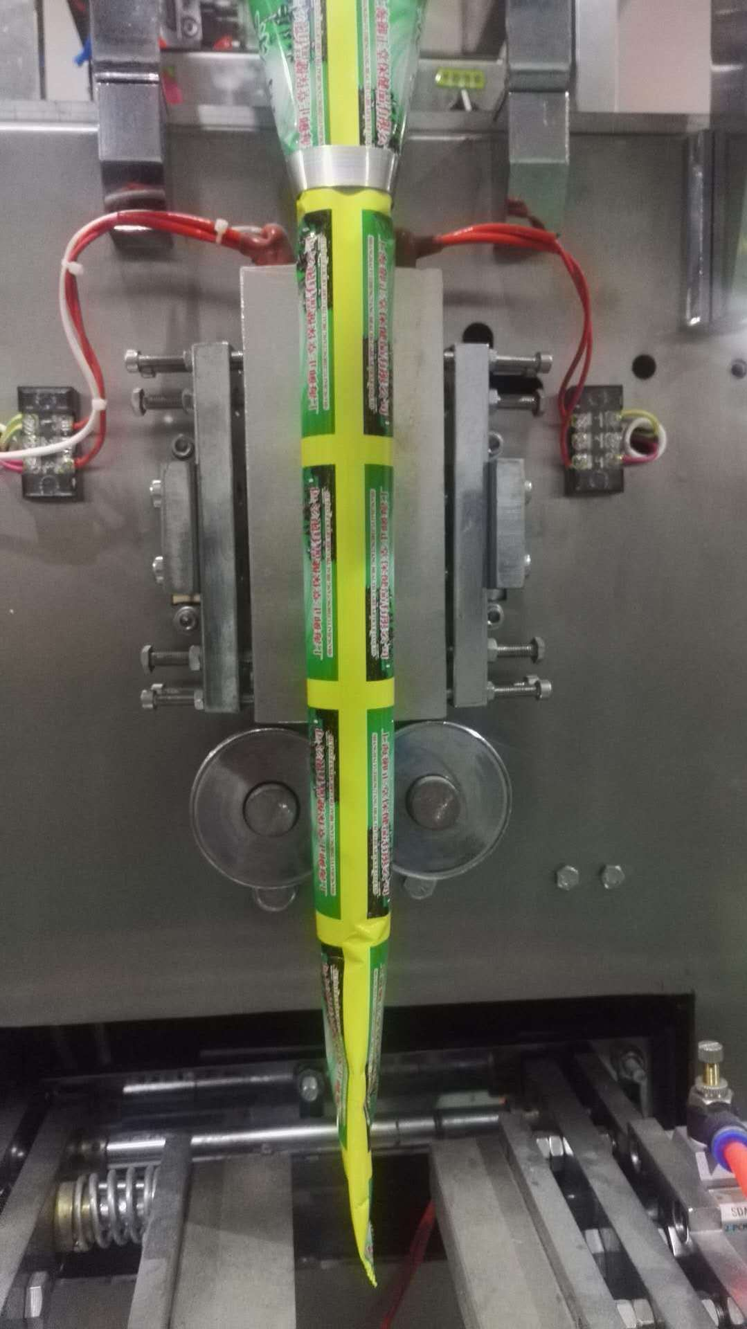 辣椒油包装机酱类包装机香醋包装机双下料系统 自选