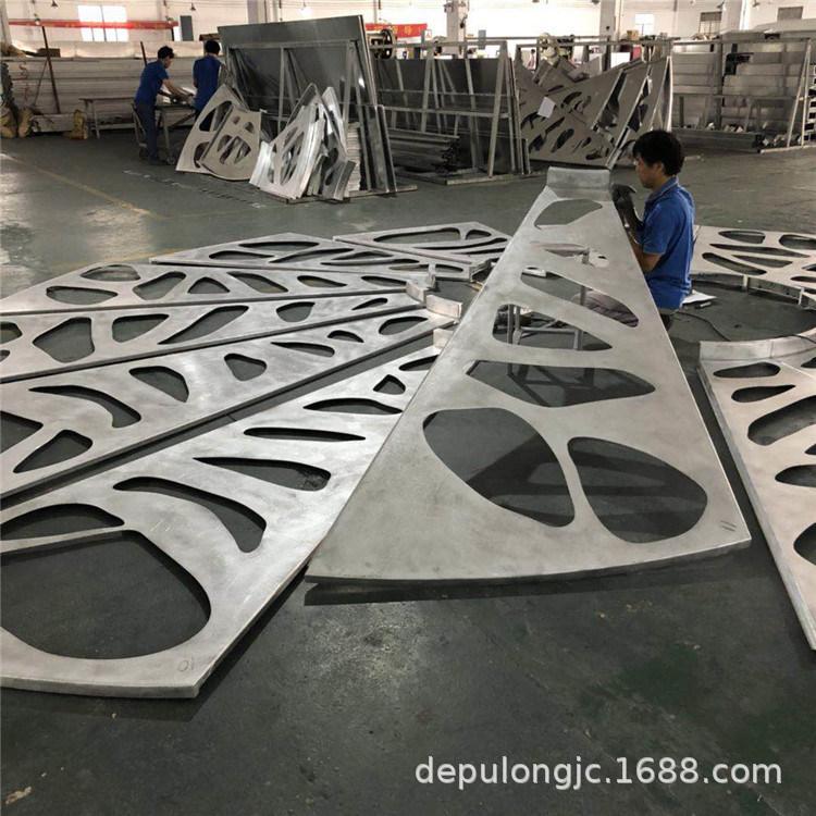 镂空造型铝单板