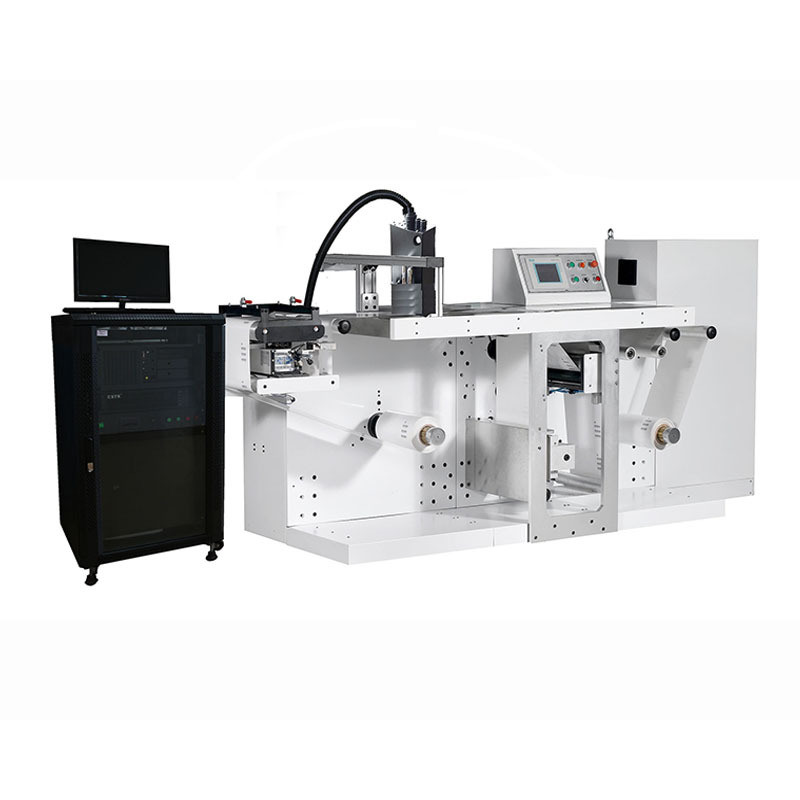 標籤噴墨列印系統 標籤噴碼機 二維碼印表機 UV噴碼機 可變