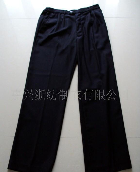 【浙纺制衣】工厂批量订定做男式西裤 西裤批发 男士夏季西裤