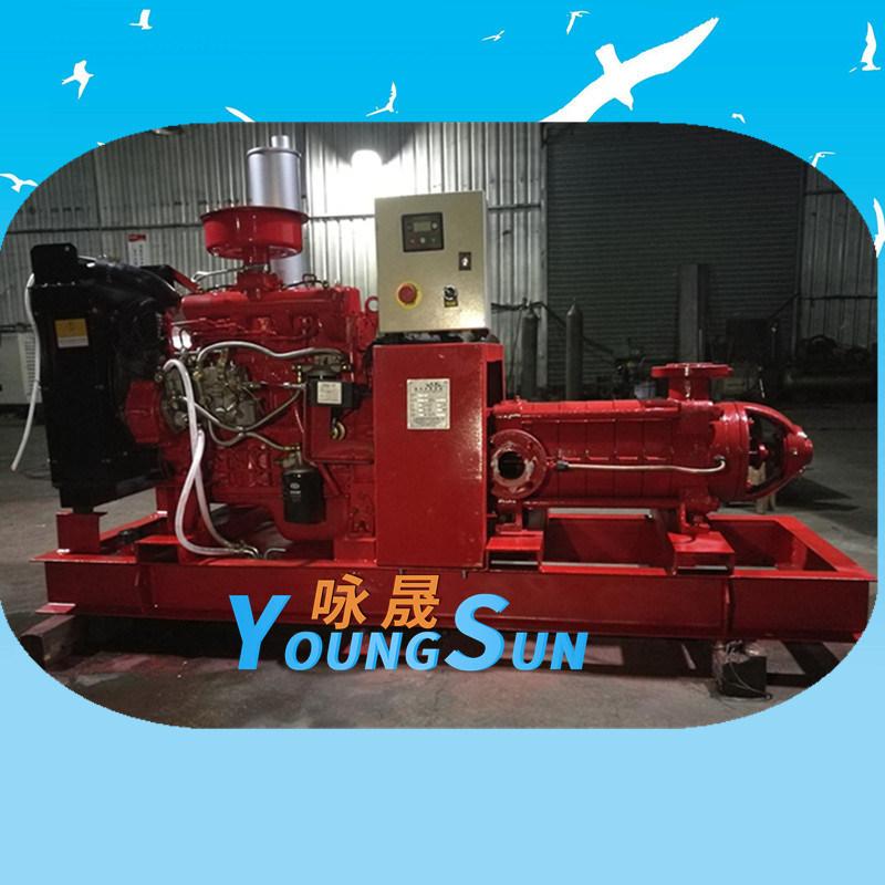 柴油机高扬程水泵