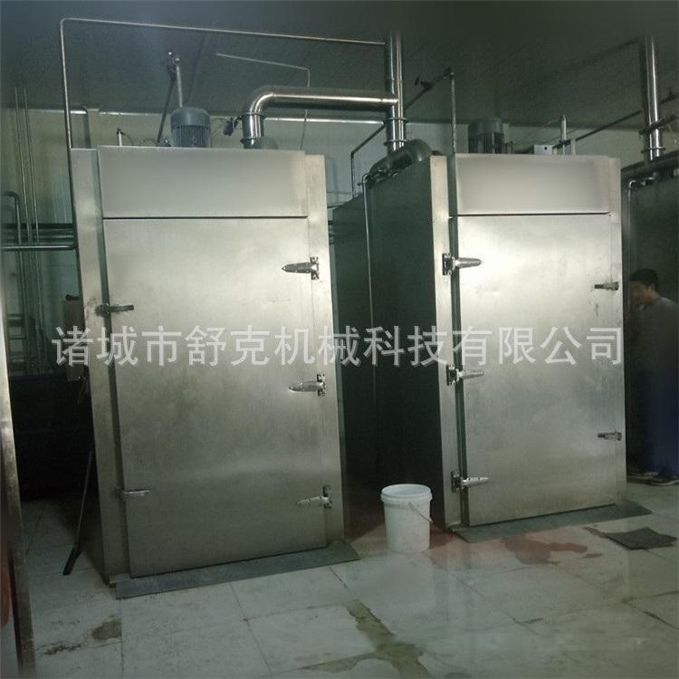 薰培根糖薰食品加工設備 鰣魚燻蒸爐 熏製豆腐煙燻爐
