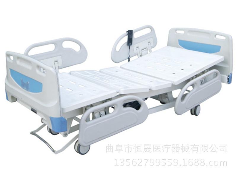 电动护理床ICU豪华病床 多功能电动翻身床 家用厂家医院用