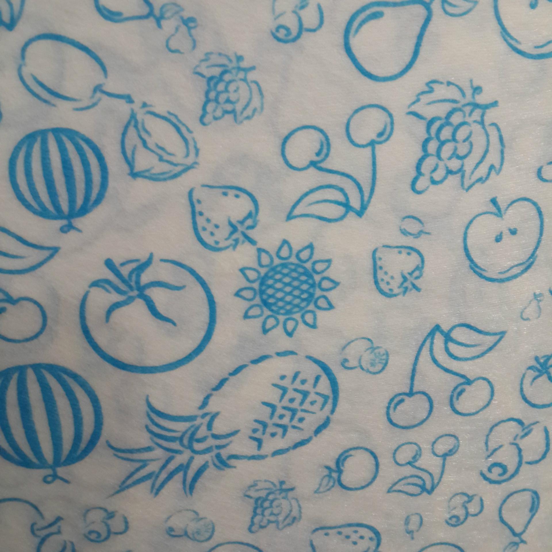 平紋水刺無紡布