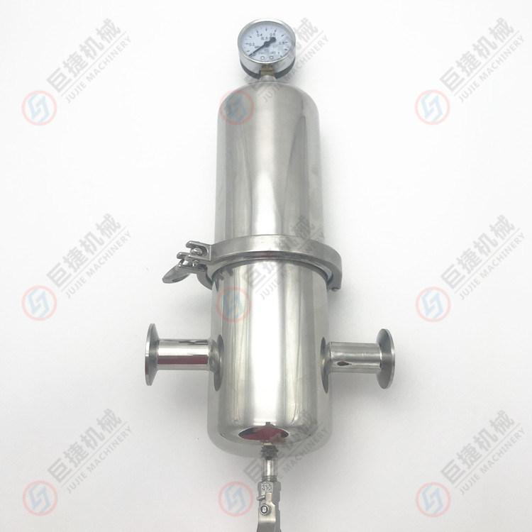 快装蒸汽过滤器10