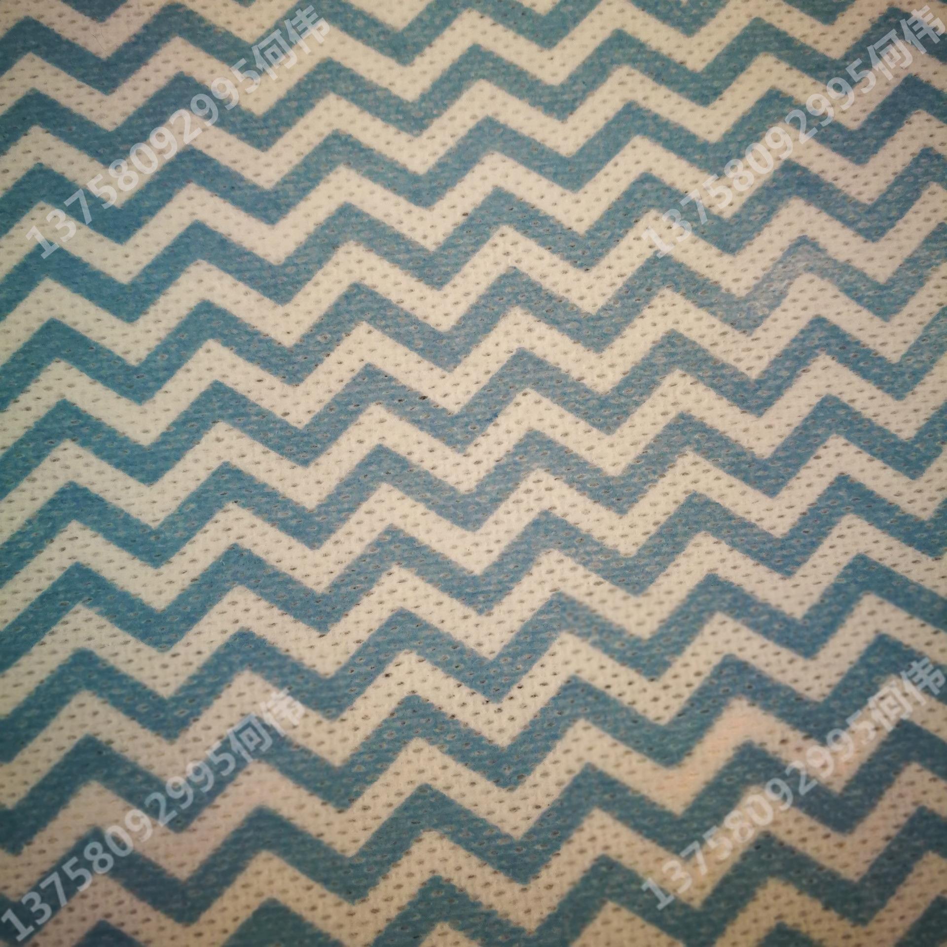 清洁纤维棉水刺无纺布