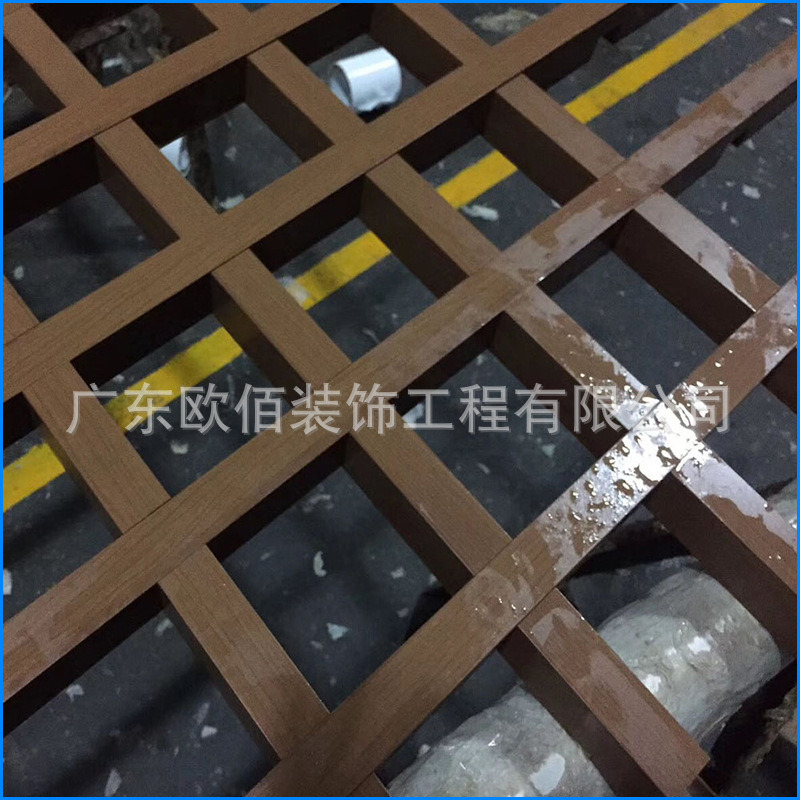 開缺口拼裝鋁管格柵 (6)