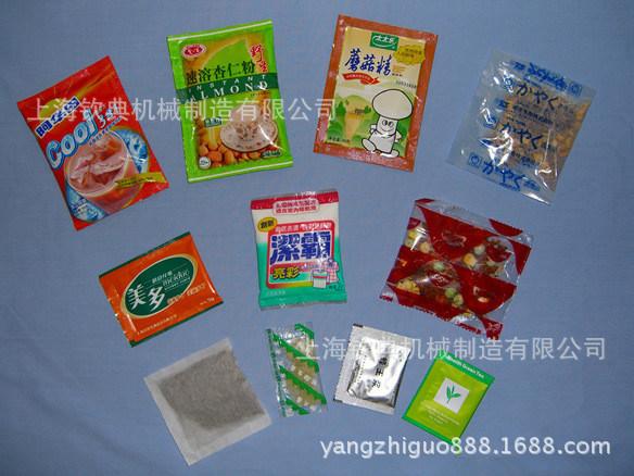 生产小包鱼食包装机鱼饵包装机钓鱼饵料诱饵包装机