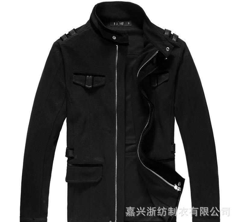 【厂家定做】靖江夹克 夹克外套 夹克衫图片 男装夹克外套JN