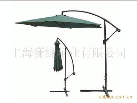 單邊鋁合金庭院傘