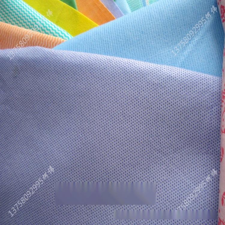 菱形水刺布
