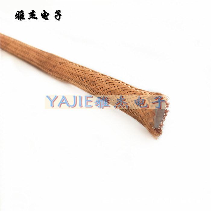 镀锡铜编织网管,金属编织网带