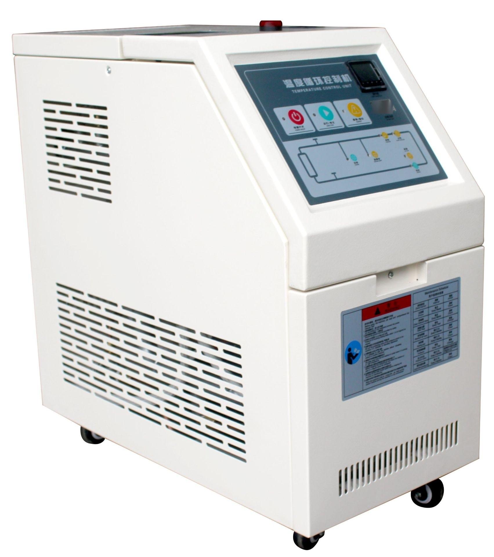 水迴圈溫度控制機