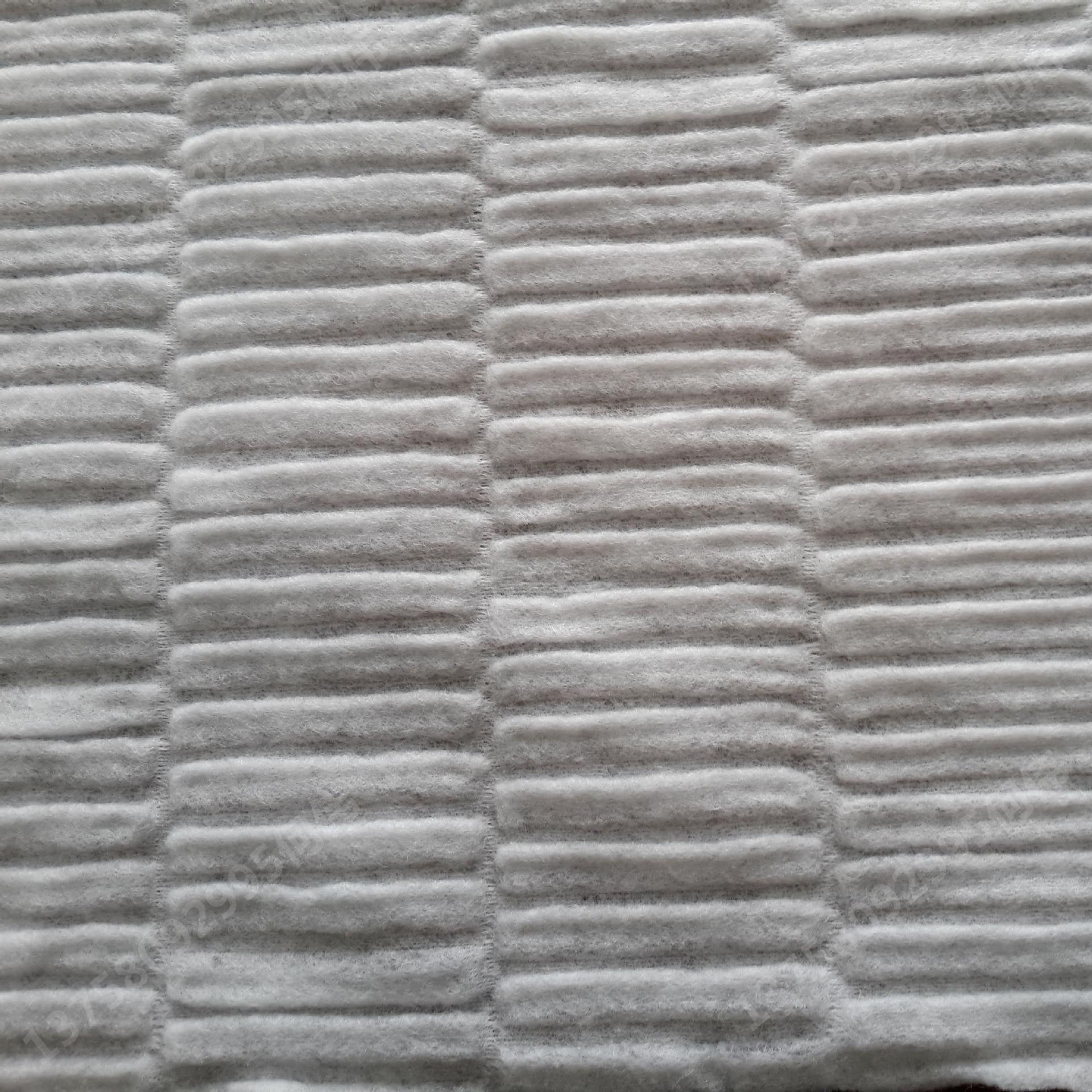竹纖維水刺布提花布