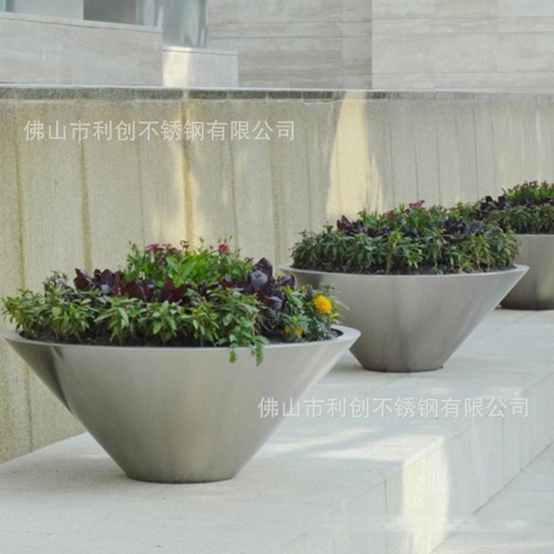 不鏽鋼花盆優質供應商