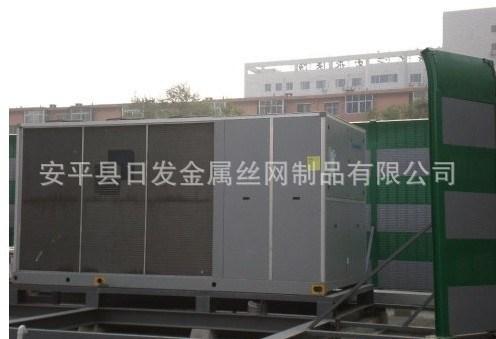 楼顶空调机隔音墙
