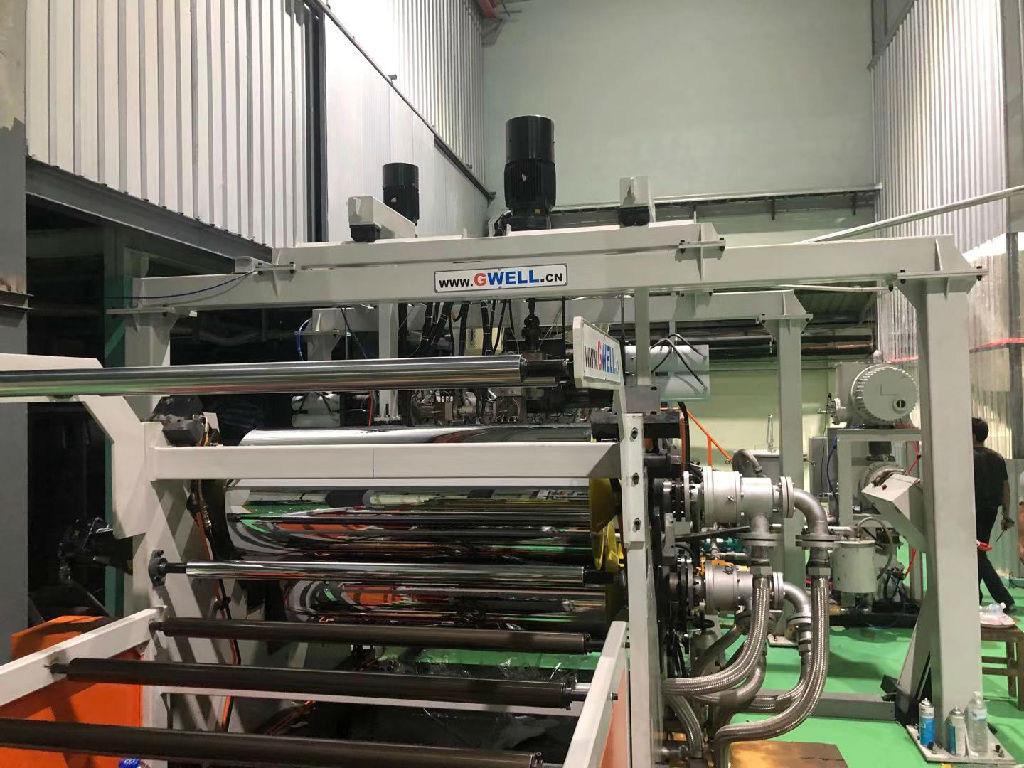 厂家直销 PET片材机器  PET透明片材生产线欢迎订购