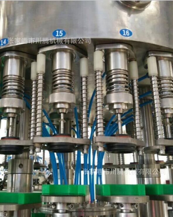 自动灌装机温瓶机