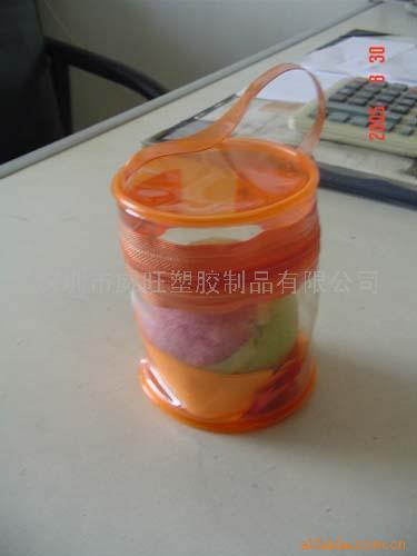 PVC塑料袋,包裝袋,圓桶袋