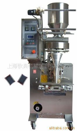 钦典生产商推荐自动下料称重制袋打码自动定量中药粉剂自动包装机