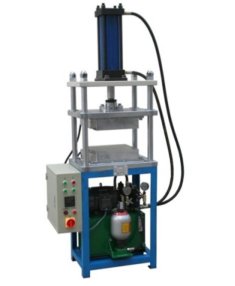 ZY-YZ-2电热纸样压榨机