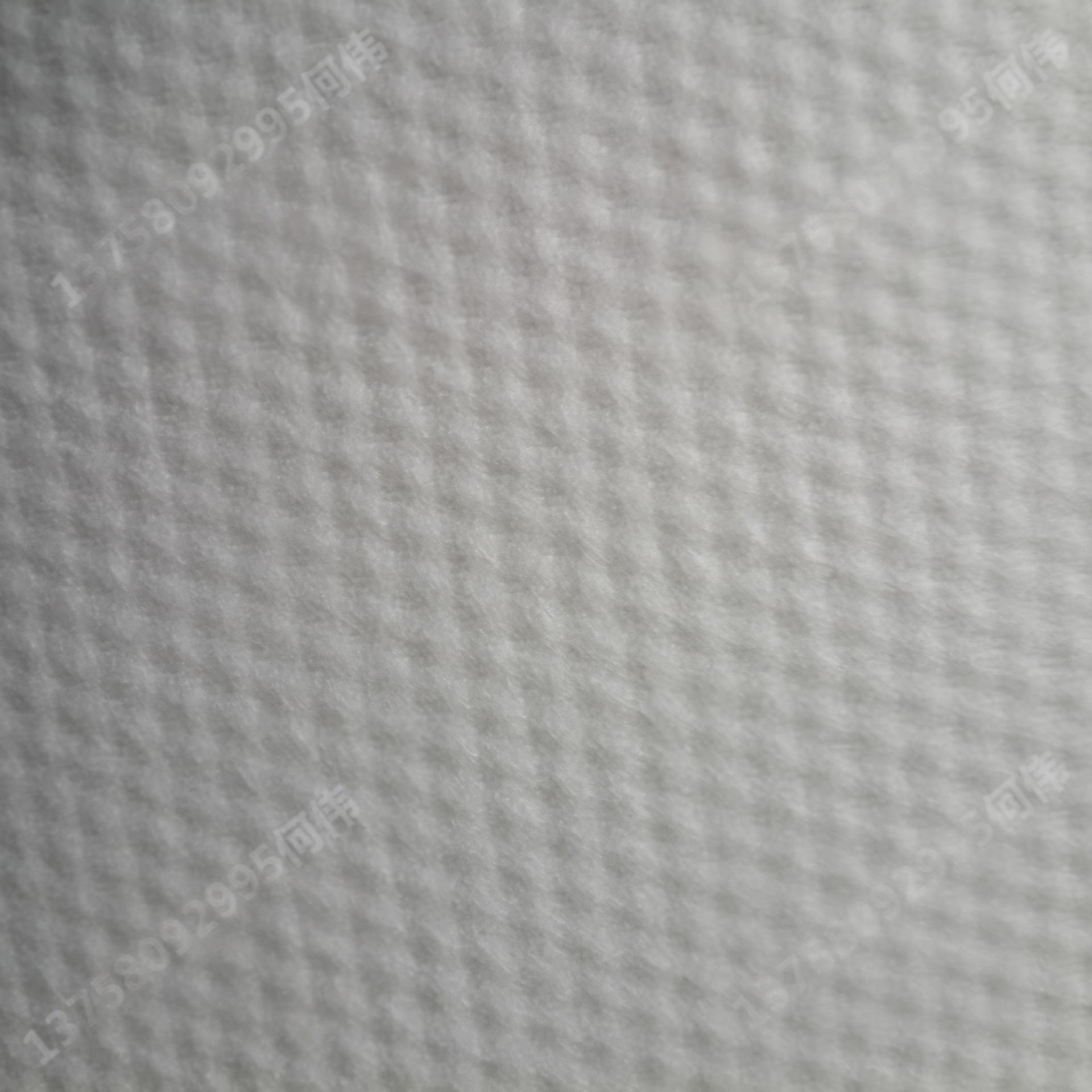 膏药水刺无纺布