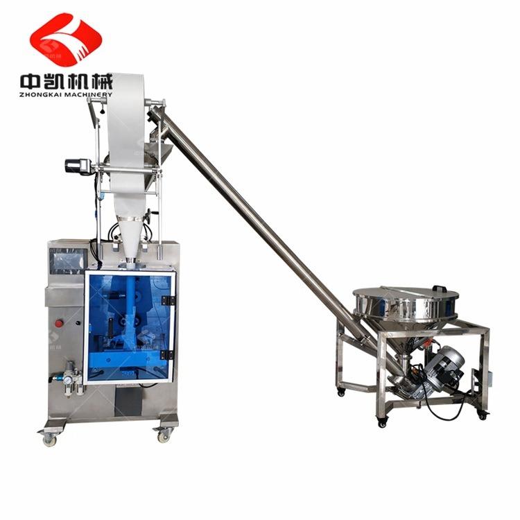 ZK-220粉剂无纺布包装机7