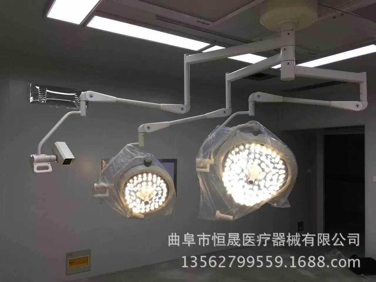 led700/500手术无影灯 手术室吊式无影灯宠物手术灯医用