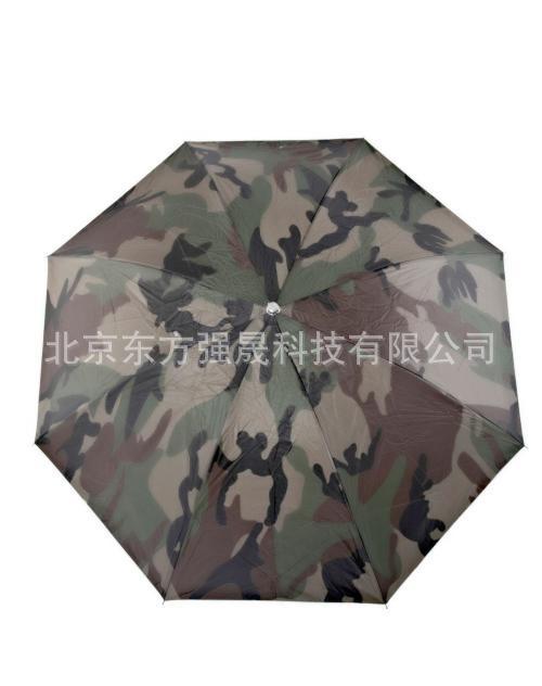 军用迷彩雨伞01